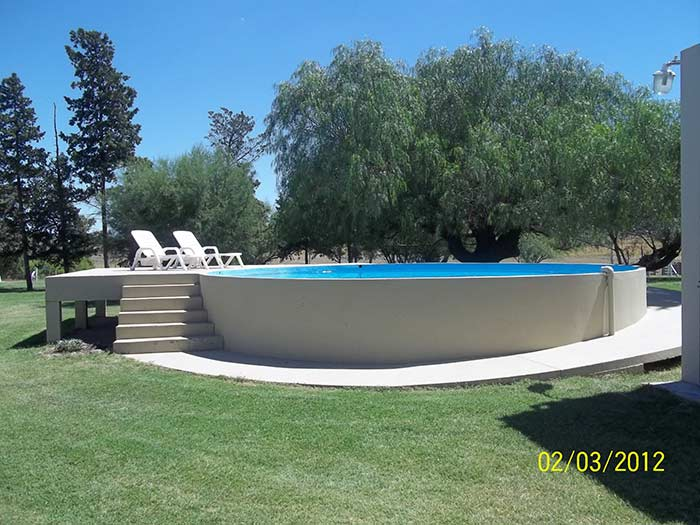 Casa de Campo La Mercedes